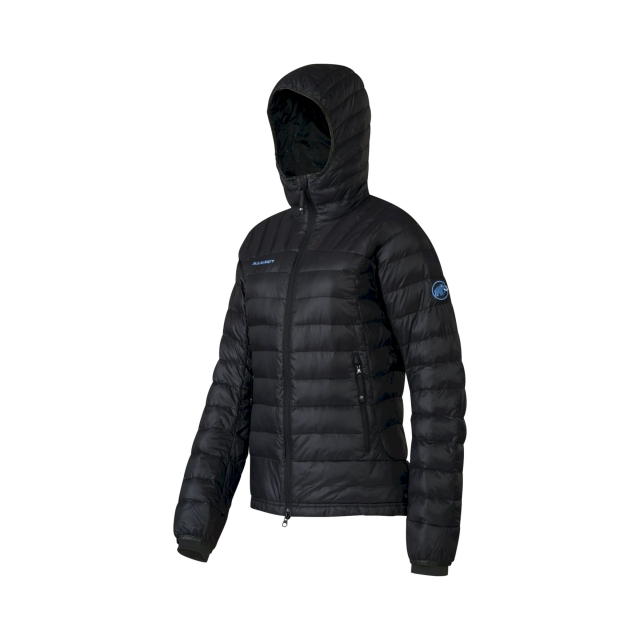 Mammut - - Kira IS Hooded Jacket W - large - Black