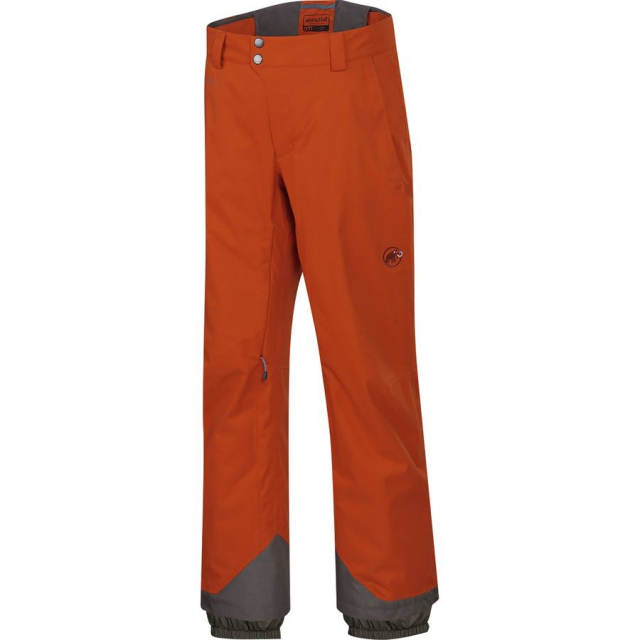 Mammut - - Bormio HS Pants M - 36 - Dark Orange