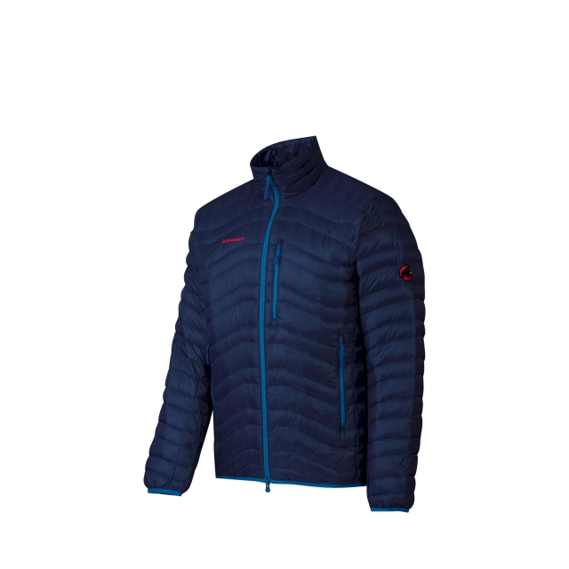 Mammut - - Broad Peak Light IS Jacket Mens - small - Marine