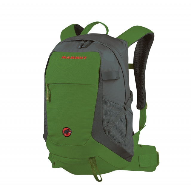 Mammut - - Creon Zip Backpack - 28 - LEEK SMOKE