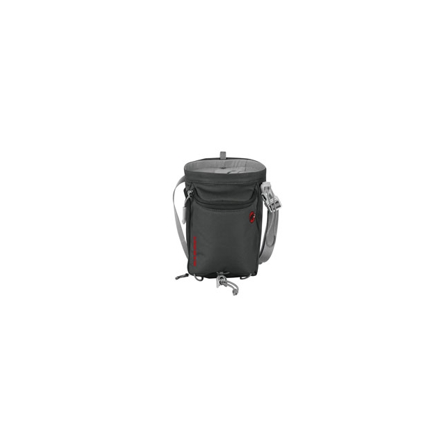 Mammut - Multipitch Chalk Bag - Black-Inferno