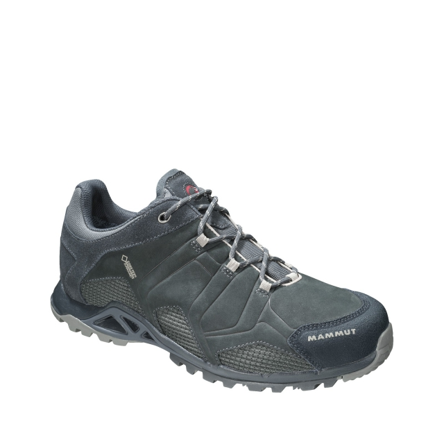 Mammut - - Comfort Tour Low GTX M - 13 - Graphite-Taupe
