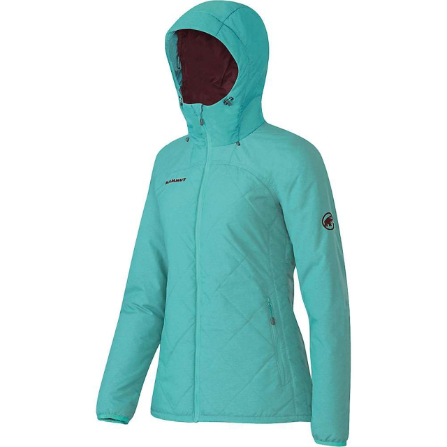 Mammut - Women's Pischa IS Hooded Jacket