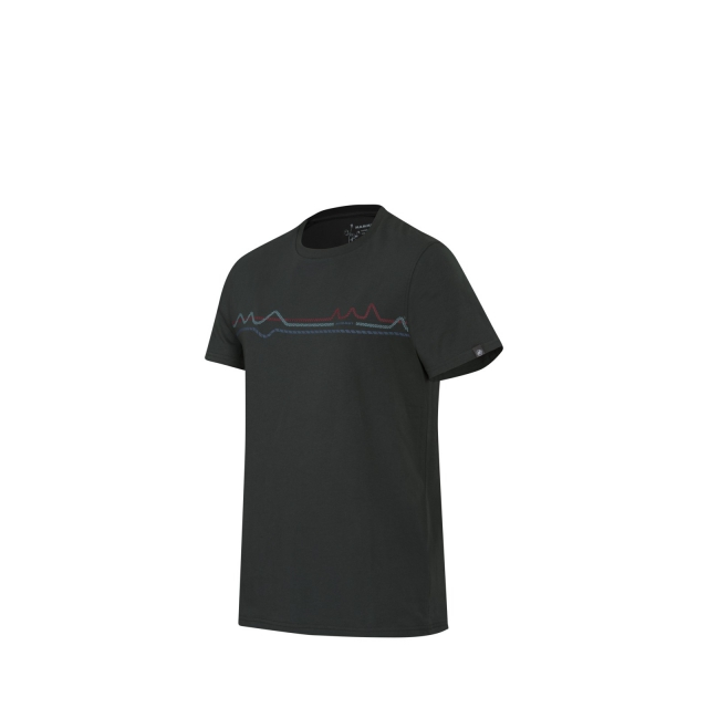 Mammut - - Sloper T Shirt M - x-large - Graphite