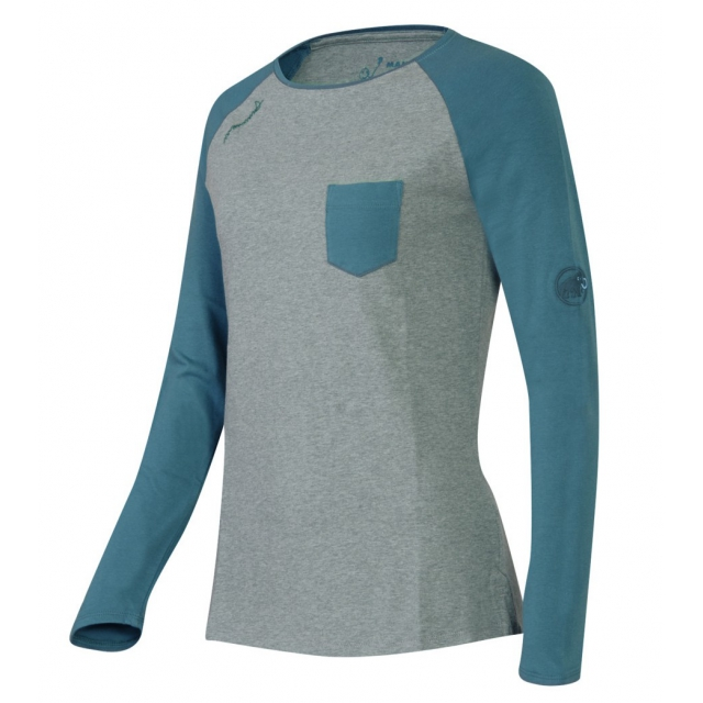 Mammut - Women's Logo Long Sleeve Shirt