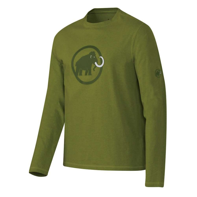 Mammut - Men's Logo LS Top
