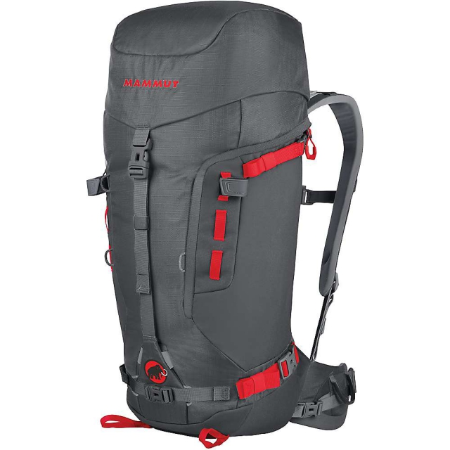 Mammut - - Trion Guide Pack 35+7 - 35 - Smoke