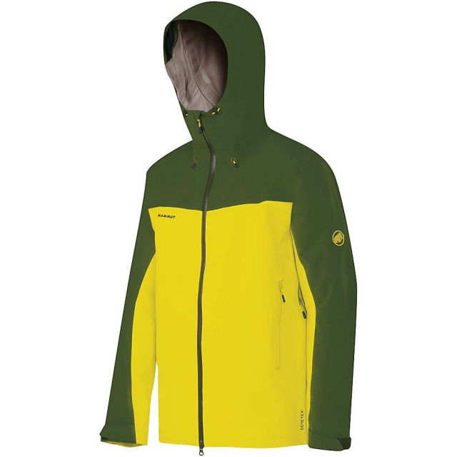 Mammut - Men's Crater Hard Shell Hooded Jacket