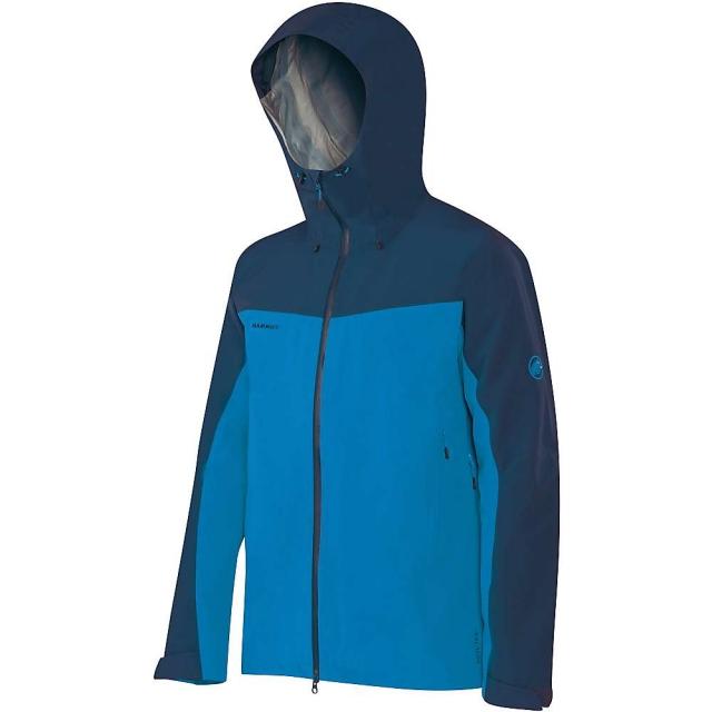 Mammut - Men's Crater Hard Shell Hooded Jacket