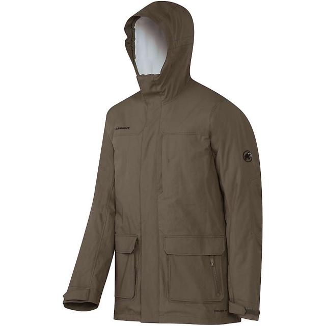 Mammut - Men's Trovat Advanced SO Hooded Jacket