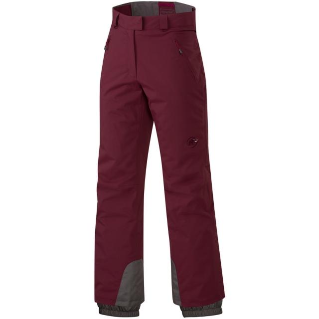 Mammut - - Nara HS Pants W - 12 - Maroon