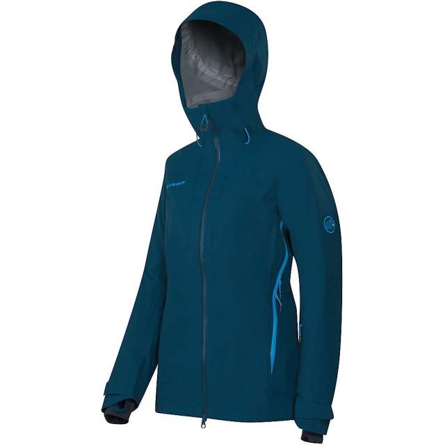 Mammut - Women's Luina Tour HS Hooded Jacket