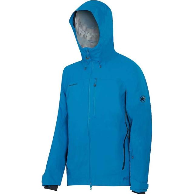 Mammut - Men's Alvier Tour HS Hooded Jacket