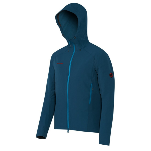 Mammut - Base Jump Softshell Hooded Jacket