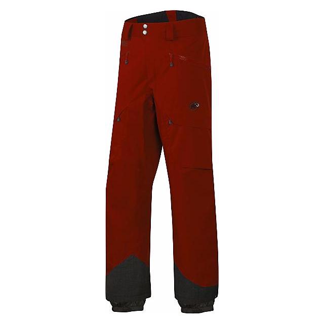 Mammut - - Stoney HS Pants M - 36 - Maroon