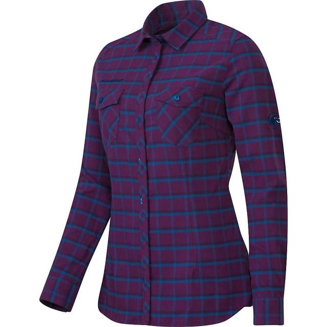 Mammut - Women's Trovat Advanced Longsleeve Shirt
