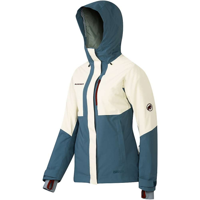Mammut - Women's Argentera HS Hooded Jacket