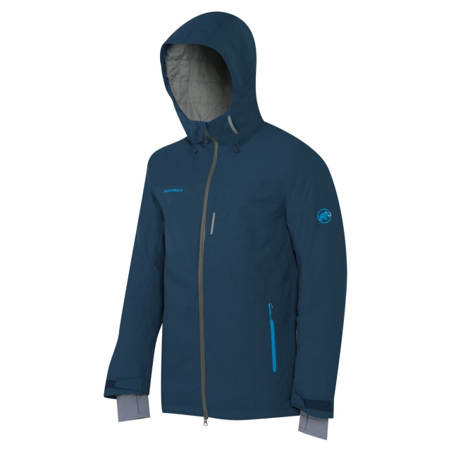 Mammut - Bormio Hardshell Hooded Jacket