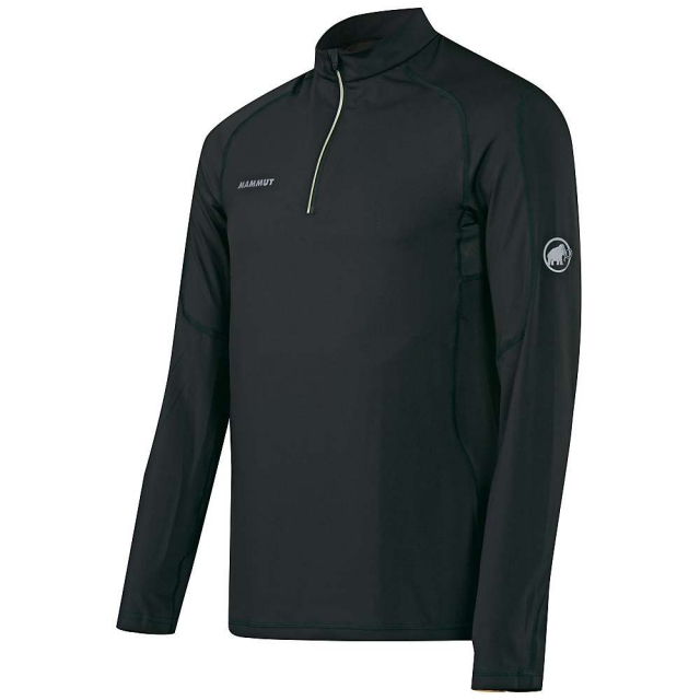 Mammut - Men's MTR 201 Longsleeve Zip Top