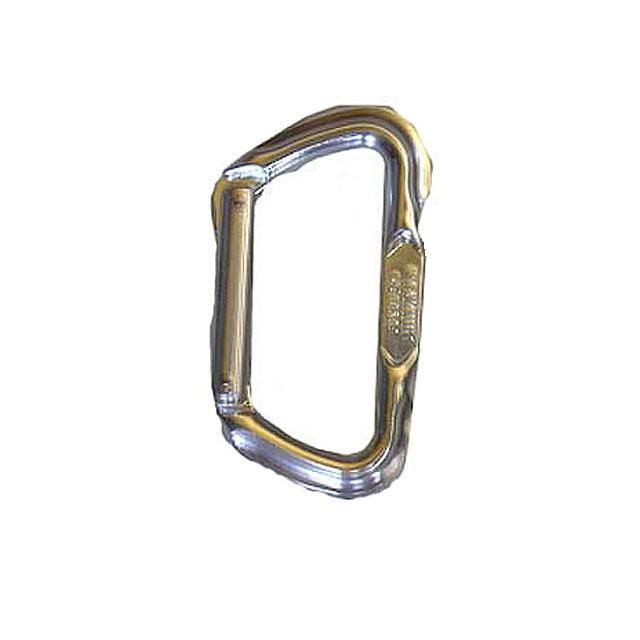 Mammut - Plain D Carabiner