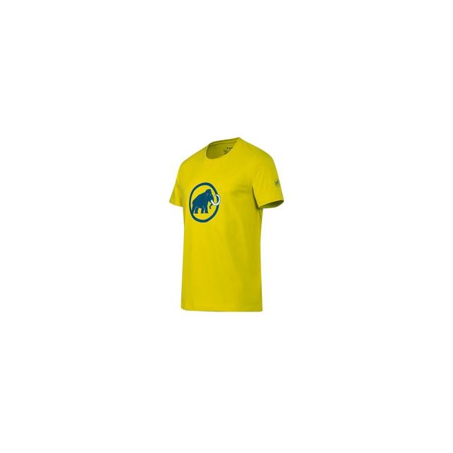 Mammut - Logo Short Sleeve T-Shirt - Men's - Salamander In Size: Small