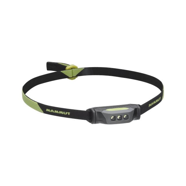 Mammut - S-Lite Headlamp: Green