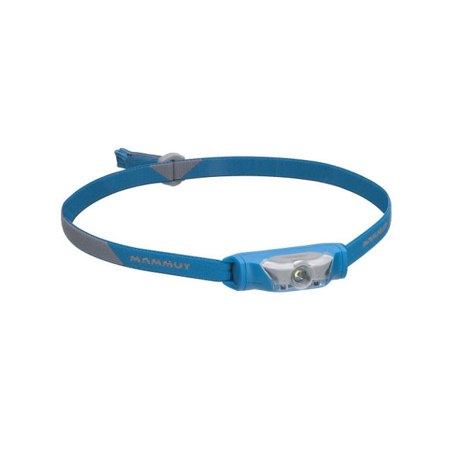 Mammut - S-Flex Headlamp: Blue