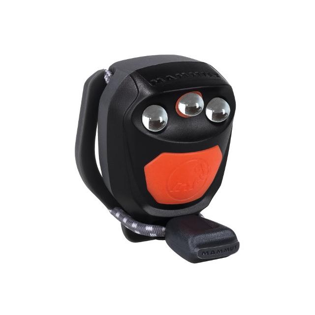 Mammut - Burny Safety Lamp: Black