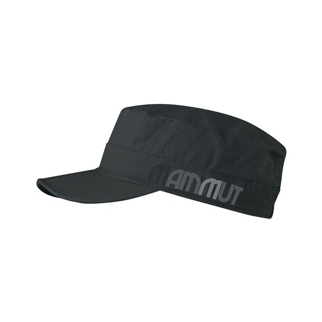 Mammut - Lhasa Cap: Black/Graphite, Small/Medium