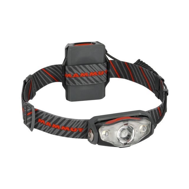 Mammut - X-Shot Headlamp: Black