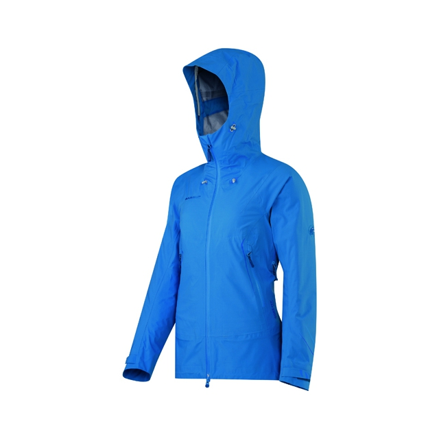 Mammut - Larain Jacket - Women's: Imperial/Dark Merlin, Small