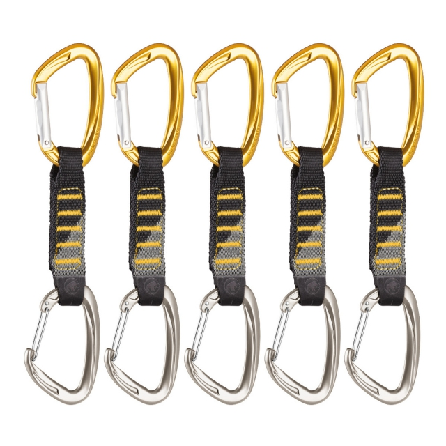 Mammut - 5er Pack Crag Express Sets - 10 cm