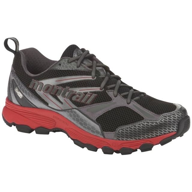 Montrail - Badrock Outdry 9::Black/Red