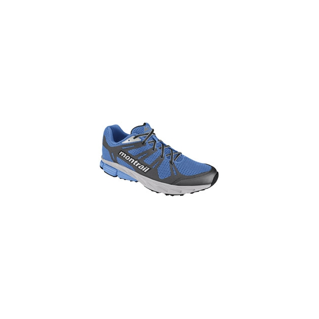 Montrail - Badwater Women's Trail Running Shoe - Bluestreak/Shark In Size: 6