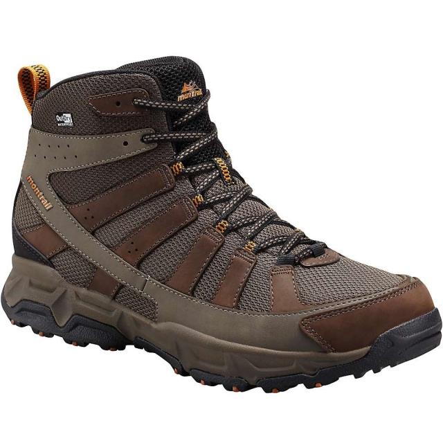Montrail - Men's Fluid Enduro Mid Leather Outdry Shoe