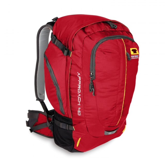Mountainsmith - - Approach 40 Pack - 40L - Chili Red