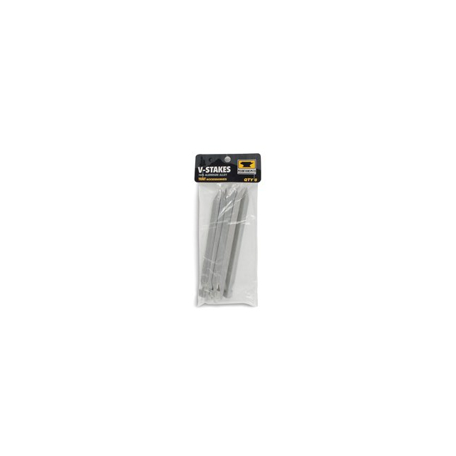 Mountainsmith - V-Stakes 8 PK - Grey