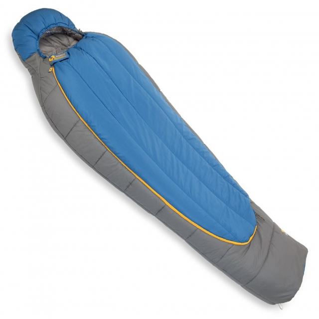 Mountainsmith - - Arapaho 20d Sleep Bag - Long - Olympic Blue