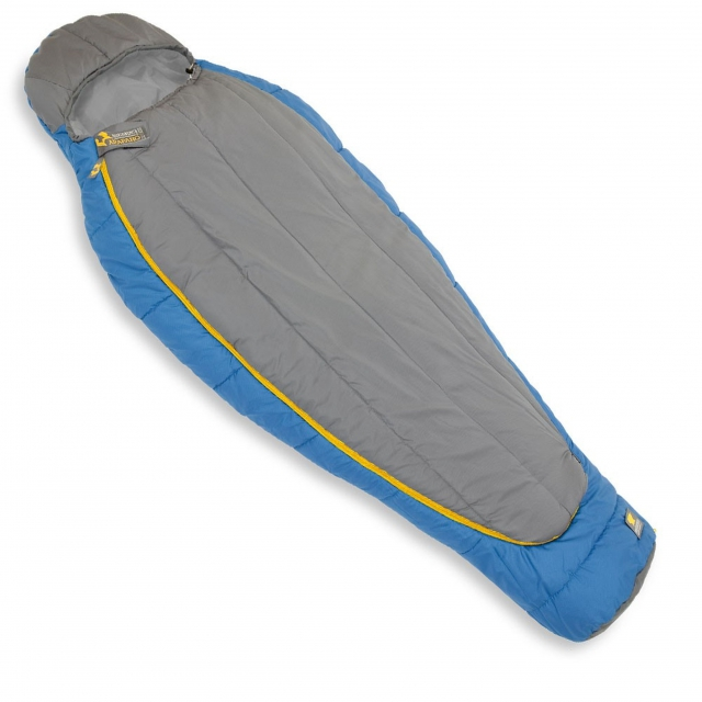 Mountainsmith - - Arapaho SL 20d Sleep Bag - Short - Charcoal Grey