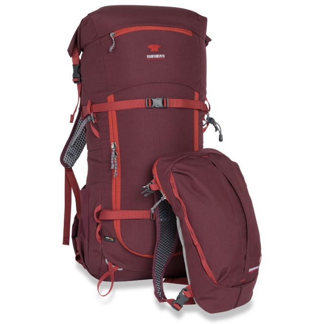 Mountainsmith - - LARIAT 55 WSD BACKPACK - Huckleberry