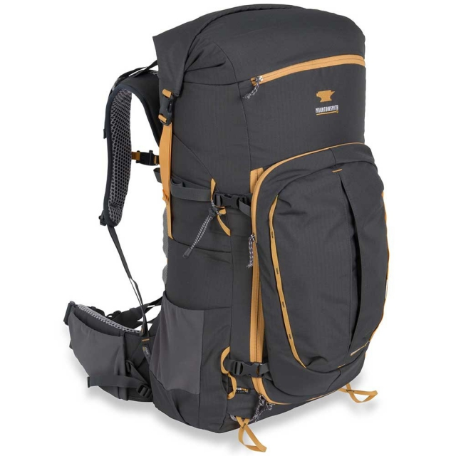 Mountainsmith - - LARIAT 65 BACKPACK - Anvil Grey