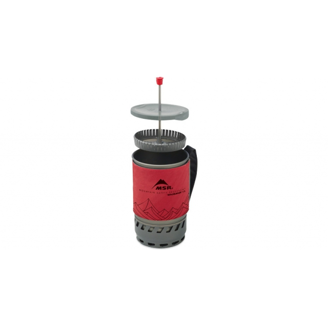 MSR - Coffee Press Kit, Windburner