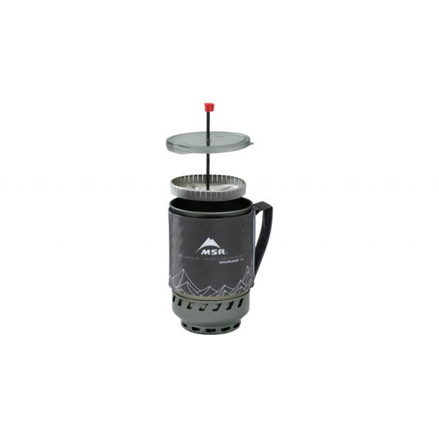 MSR - Coffee Press Kit, WindBurner