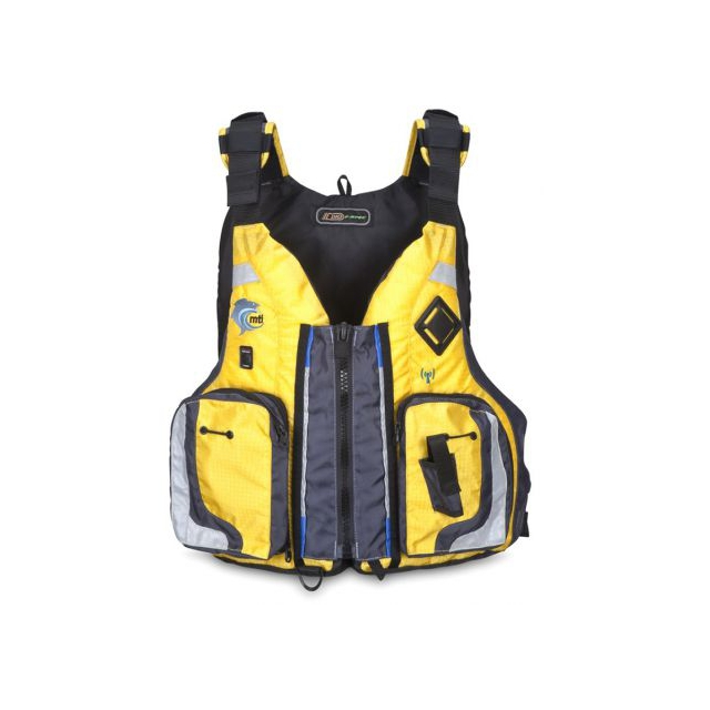 MTI - Dio F-Spec Fishing Life Jacket - PFD - Closeout