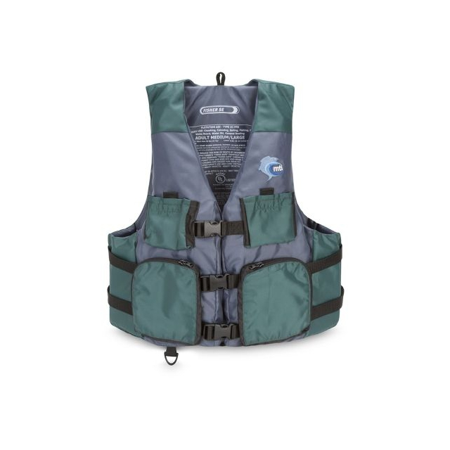 MTI - Fisher Life Jacket - PFD