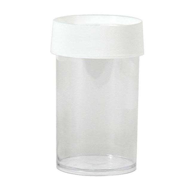 Nalgene - - Nalgene Straight Side Jars Clear 8 0z