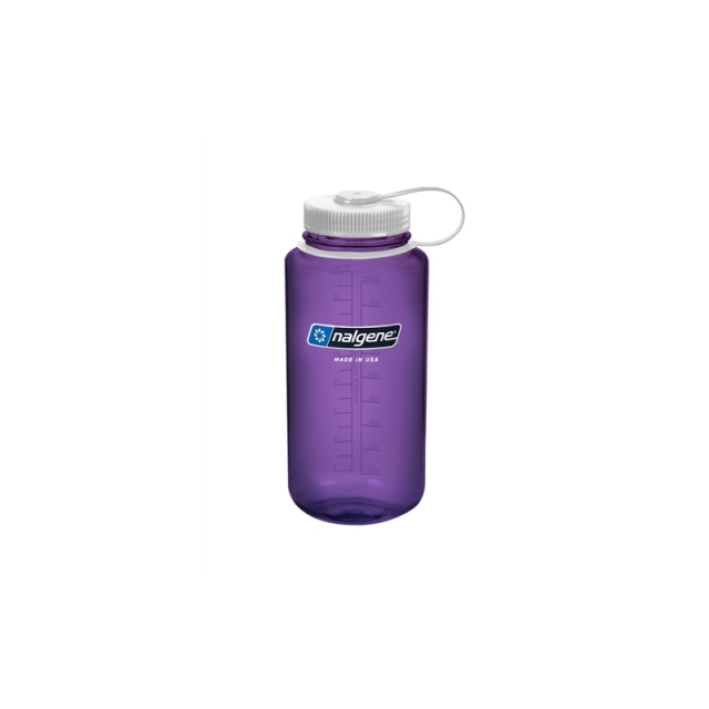 Nalgene - Wide Mouth Bottle - Closeout Purple 32 oz