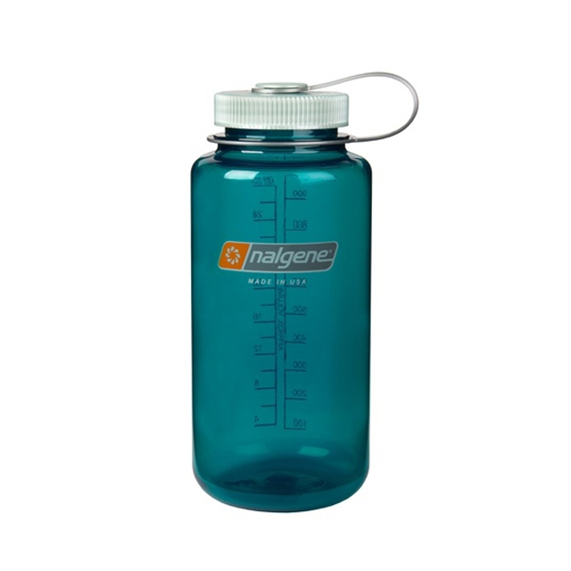 Nalgene - - WM 1qt Trout Green