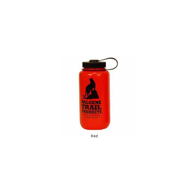 Nalgene - HDPE Widemouth Loop Top 1 Quart BPA Free Bottle