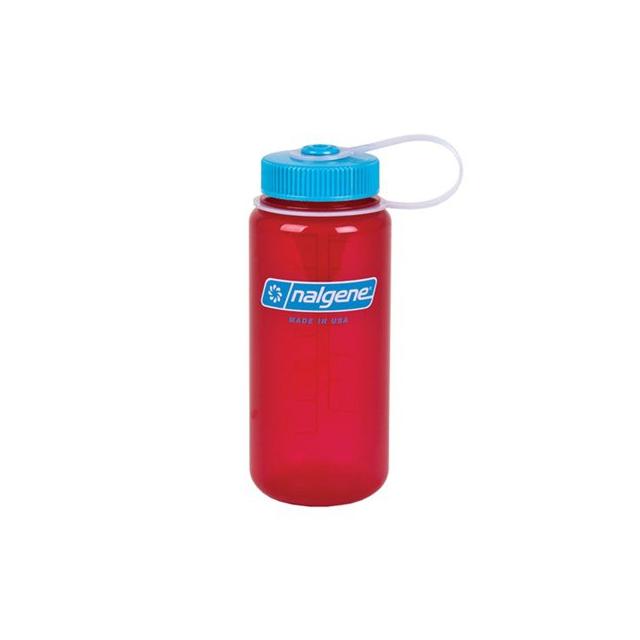 Nalgene - Translucent 16 oz Wide Mouth Water Bottle